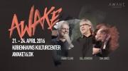 Awake16 (01) Randy Clark -Torsdag aften