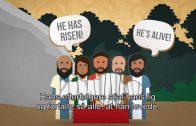 Did Jesus rise from the dead – Opstod Jesus?